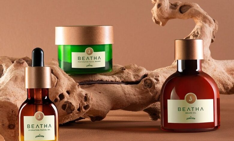 Jameson Irish Whiskey Branches Out And Launches Beatha Skincare Range