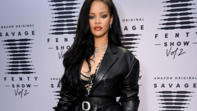 Rihanna Is Set To Launch New Black Hair Care Product Line 'Fenty Hair'