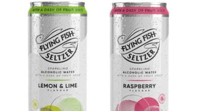 Flying Fish Is Set To Launch Its New Hard Seltzer Beverages In April!