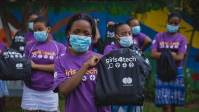 Matsercard Launches Its First Digital South African Girls4Tech Connect Programme!