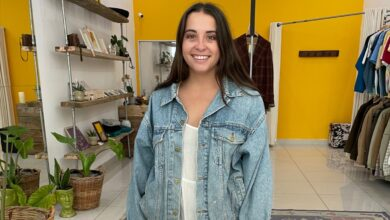 22 Year Old Flavia Minenza Is Pioneering A Radical New Trend In Fashion Shopping With Her Start-up 'Thrifts By Flav'!