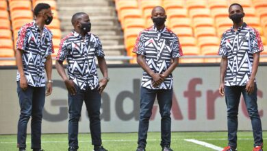 Orlando Pirates Supports Local Brand Tshepo Jeans Ahead Of The Soweto Derby Match Over The Weekend