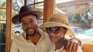 Maps Maponyane Opens Up A New Buns Out Restaurant