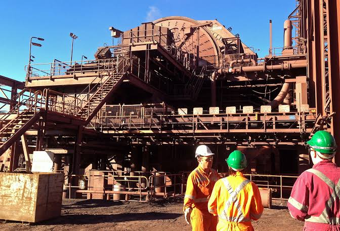 Rio Tinto Group's R6.7 Billion Mining Project Has Been Put On Hold