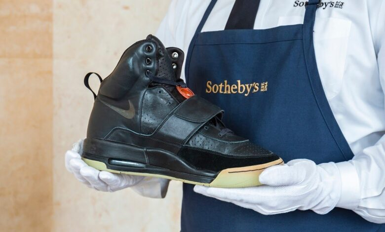 This Is How Much Kanye West's Nike Air Yeezy 1's Are Set To Be Sold For