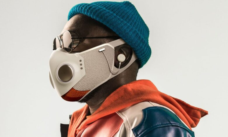 Will.i.am Is Set To Launch New Futuristic Mask Called XUPERMASK