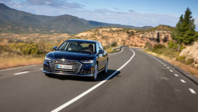 This New Audi S8 Is Now Be Available In South Africa