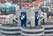 The Global Chip Shortage Forces Automakers Such As BMW To Halt Production
