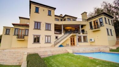 This Exquisite Home In Mooikloof Equestrian Estate Is Selling For R 9 950 000!