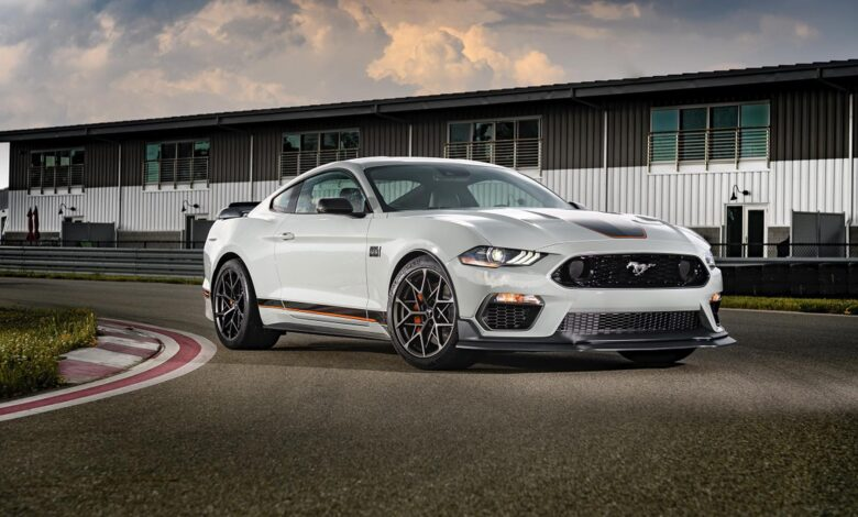 This Limited Edition Ford Mustang Mach 1 Will Soon Be Available In South Africa