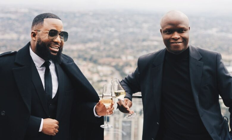 Cassper Nyovest's Family Tree and Lekau Sehoana's Drip Footwear Partnership Sees The Formation Of A New Brand Called 'Root Of Fame'