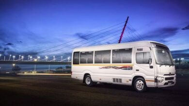 This Is How Much The New Toyota Coaster Is Selling For In South Africa