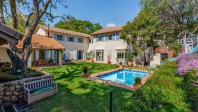 This French Villa In The Middle Of Melrose Is Selling For R 13 500 000!