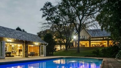 This Luxurious 7 Bedroom House Is Selling For R 45 000 000!