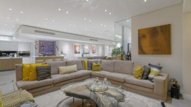 This Exclusive Penthouse In Sandhurst Is Selling For R 34 999 000!