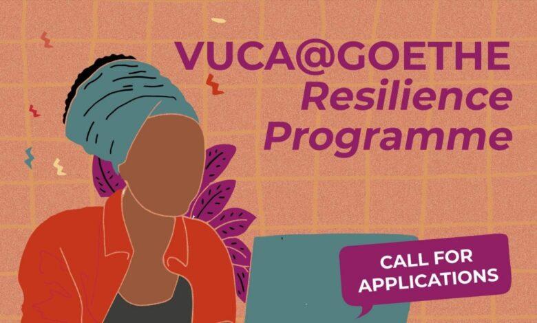 Goethe-Institut In Partnership With Hub@Goethe Launch The VUCA@Goethe Resilience Programme For Entrepreneurs