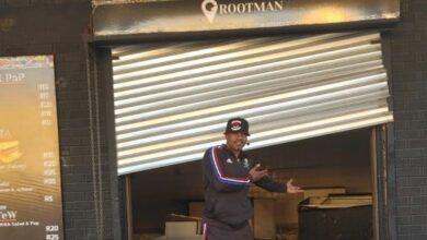 Former Orlando Pirates Captain Lucky Lekgwathi's Grootman Restaurant Destroyed During Lootings