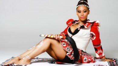 South African Actress Latoya Makhene Launches Her Natural Healing Brand Called House Of Kgwedi
