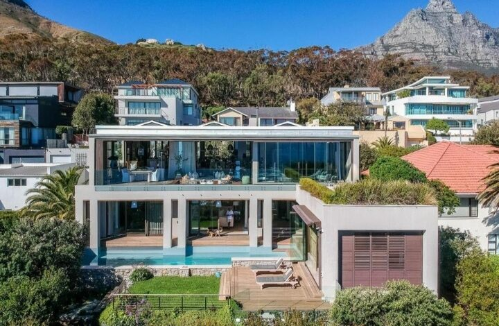 This Oasis Of A Home Is Selling For R 85 000 000!