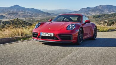 This Is The New 2021 Porsche 911 GTS