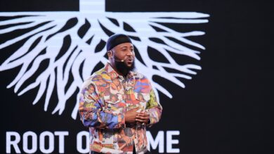 Cassper Nyovest's Collaboration With Drip Footwear Root Of Fame Launches Its First Sneaker