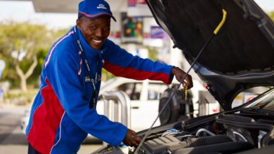 Engen Introduces A New Contactless Way For Customers To Tip Petrol Attendants