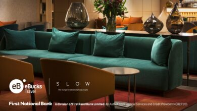 FNB Announces Unlimited Complimentary Access At The SLOW Lounges For Its Clients