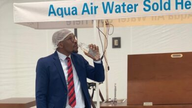 How Atmospheric Water Manufacturer Aqua Air Africa Seeks To Provide Mineral Enriched Drinking Water