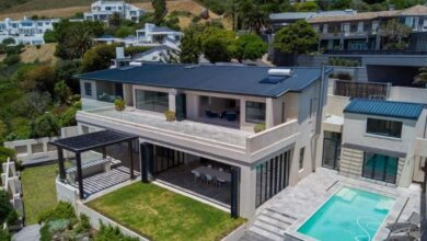This Contemporary Seaside Villa Of Style Is Selling For R 28 500 000!