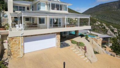 This Beautiful Home On The Edge Of Llandudno Is Selling For R27 000 000!