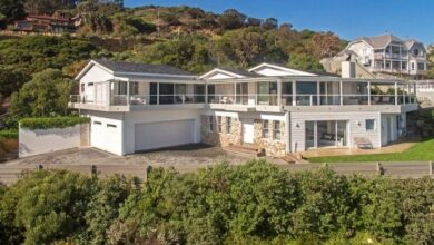 This Elegant Coastal Home Is Selling For R 19 995 000!
