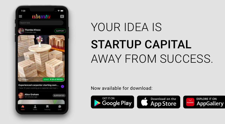 New Crowdfunding App for Startups Launches in South Africa