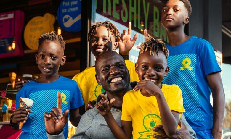 Mamelodi Sundowns Partners With Ackermans SA To Sell A Kit Range For Boys
