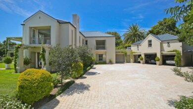 This Ultra Beautiful Home With Spectacular Mountain Views Is Selling For R 26 695 000!