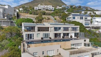 This 4 Bedroom Sunset Villa Is Selling For R 37 000 000!