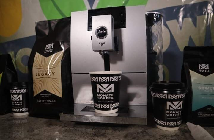 Coffee Brand Start-Up Monate Coffee Seeks To Provide World Class Proudly African Coffee