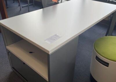 Open Leg Desk