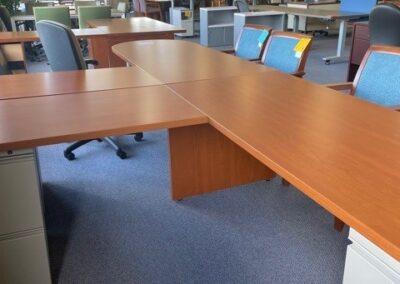 Steelcase L Desks