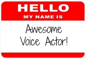 Prepare for a Voice Over Audition