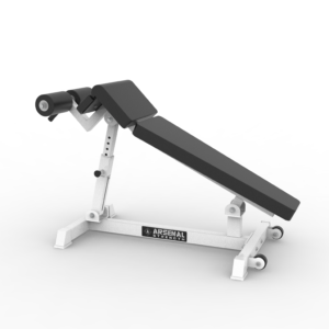Alpha Adjustable Decline Bench