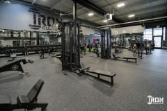 Iron Culture Gym Design by Arsenal Strength