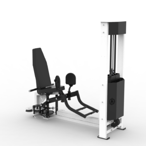 M1 Selectorized Inner Outer Thigh Machine - Arsenal Strength