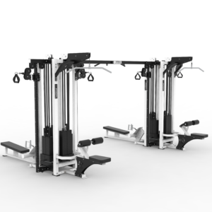 M1 8 Station Basic Trainer - Arsenal Strength