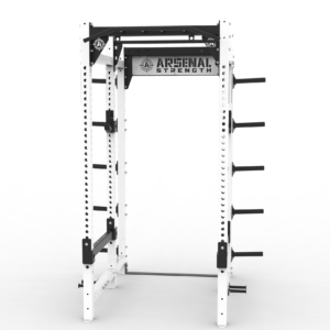 Alpha 11 Power Rack - Arsenal Strength