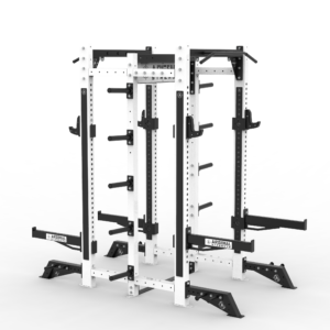 Alpha 7 Double Half Rack - Arsenal Strength