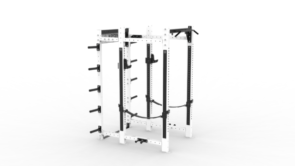 Alpha-7 Power Rack - Arsenal Strength
