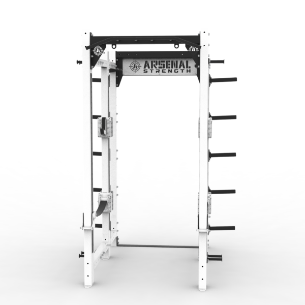 Alpha 7 PowerRack Powerslide - Arsenal Strength