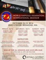 World Hapkido Federation International Seminar