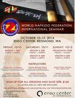 World Hapkido Federation International Seminar