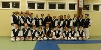 Aiki Seminar from Sensei Nick Lowry